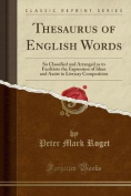 Thesaurus of English Words