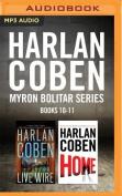 Harlan Coben Myron Bolitar Series [Audio]