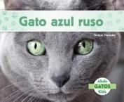 Gato Azul Ruso (Russian Blue Cats) (Gatos  [Spanish]