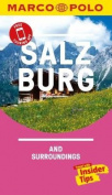 Salzburg Marco Polo Pocket Travel Guide 2018 - with pull out map