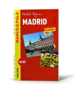 Madrid Marco Polo Travel Guide - with pull out map