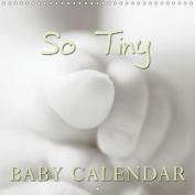 So Tiny Baby Calendar 2018