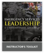 Emergency Services Leadership Instructor's Toolkit CD-ROM [Audio]