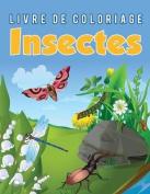 Livre de Coloriage Insectes [FRE]
