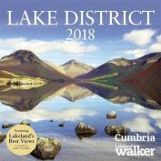 Lake District Calendar 2018