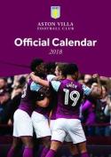 The Official Aston Villa FC Calendar 2018