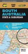 South Australia State & Suburban Map 570 28th