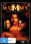 The Mummy Returns  (DVD/UV) [Region 4]