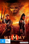 The Mummy Tomb Of The Dragon Emperor DVD  [Region 4]
