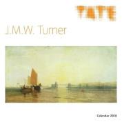 Tate - J.M.W. Turner Wall Calendar 2018