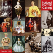 National Portrait Gallery - Royalty and their Pets Wall Calendar 2018
