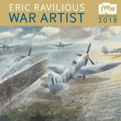 Imperial War Museum - Eric Ravilious War Artist Wall Calendar 2018