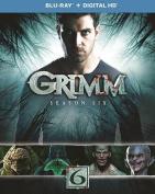 Grimm: Season 6 [Regions 1,4] [Blu-ray]