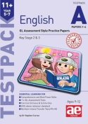 11+ English Year 5-7 Testpack A Papers 1-4