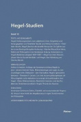 Hegel-Studien Band 10 (1975) [GER]