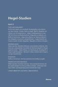 Hegel-Studien Band 13 (1978) [GER]