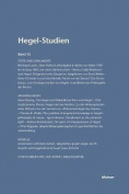 Hegel-Studien Band 15 (1980) [GER]