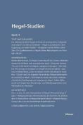 Hegel-Studien Band 24 (1989) [GER]