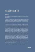 Hegel-Studien Band 28 (1993) [GER]