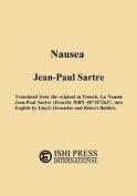 Nausea Jean-Paul Sartre [Large Print]