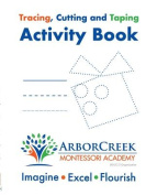Tracing, Cutting and Taping Activity Book [Wrapping Craft Edition]