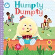 Little Me Humpty Dumpty Finger Puppet Book [Board book]