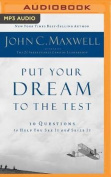 Put Your Dream to the Test [Audio]