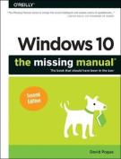 Windows 10 Creators Update - The Missing Manual 2e