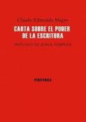 Carta Sobre El Poder de La Escritura [Spanish]