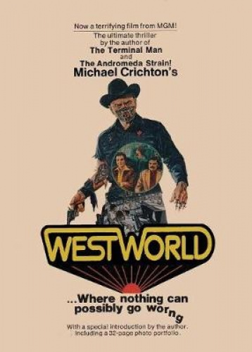 Westworld: Where Nothing Can Go Wrong by Michael Chrichton.
