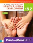 Key Concepts VCE Health and Human Development Units 1&2 5E Ebk & Print+s/On
