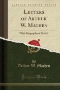 Letters of Arthur W. Machen