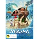 Moana DVD  [Region 4]