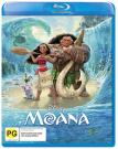 Moana Blu-ray  [Region 4]