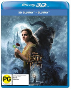 Beauty and the Beast 2017 Blu-ray 3D [Region 4]