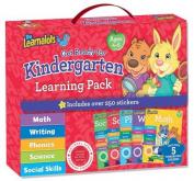 The Learnalots Get Ready for Kindergarten Learning Pack Ages 4-6