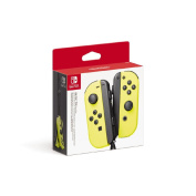 Nintendo Switch Controller Set Neon Yellow