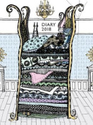 Susannah Peacock - Princess & the Pea Pocket Diary 2018