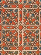 Owen Jones - Alhambra Ceiling Pocket Diary 2018