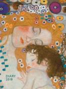 Gustav Klimt - Mother & Child Pocket Diary 2018