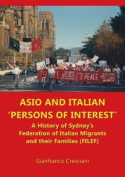 Asio and Italian 'Persons of Interest'