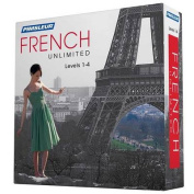 Pimsleur French Levels 1-4 Unlimited Software [Audio]