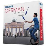 Pimsleur German Levels 1-4 Unlimited Software [Audio]