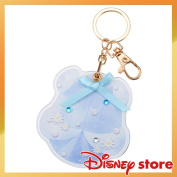 Cinderella egg with the key ring key chain mirror