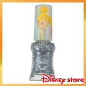 Nail colour Tinker Bell silver
