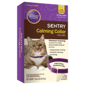 Sentry Calming Collar For Cats, 3-pack, New,  .