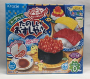 Kracie Popin Cookin Happy Kitchen Japanese Candy Making Kit Sushi New Pack