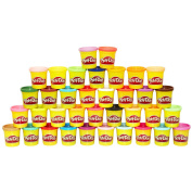 Play Doh Mega Pack (36 Cans), New,  .