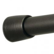 Interdesign Cameo Small Shower Curtain Tension Rod, Bronze, 6460cm , New
