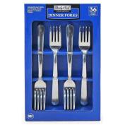 Daily Chef Dinner Forks - 36ct 36 Forks